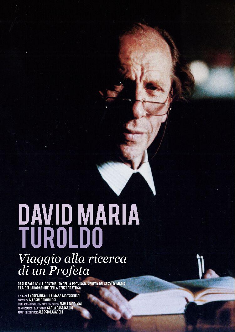Martedì 6 Giugno ore 21:15 +++ David Maria Turoldo – Viaggio alla  ricerca di un Profeta