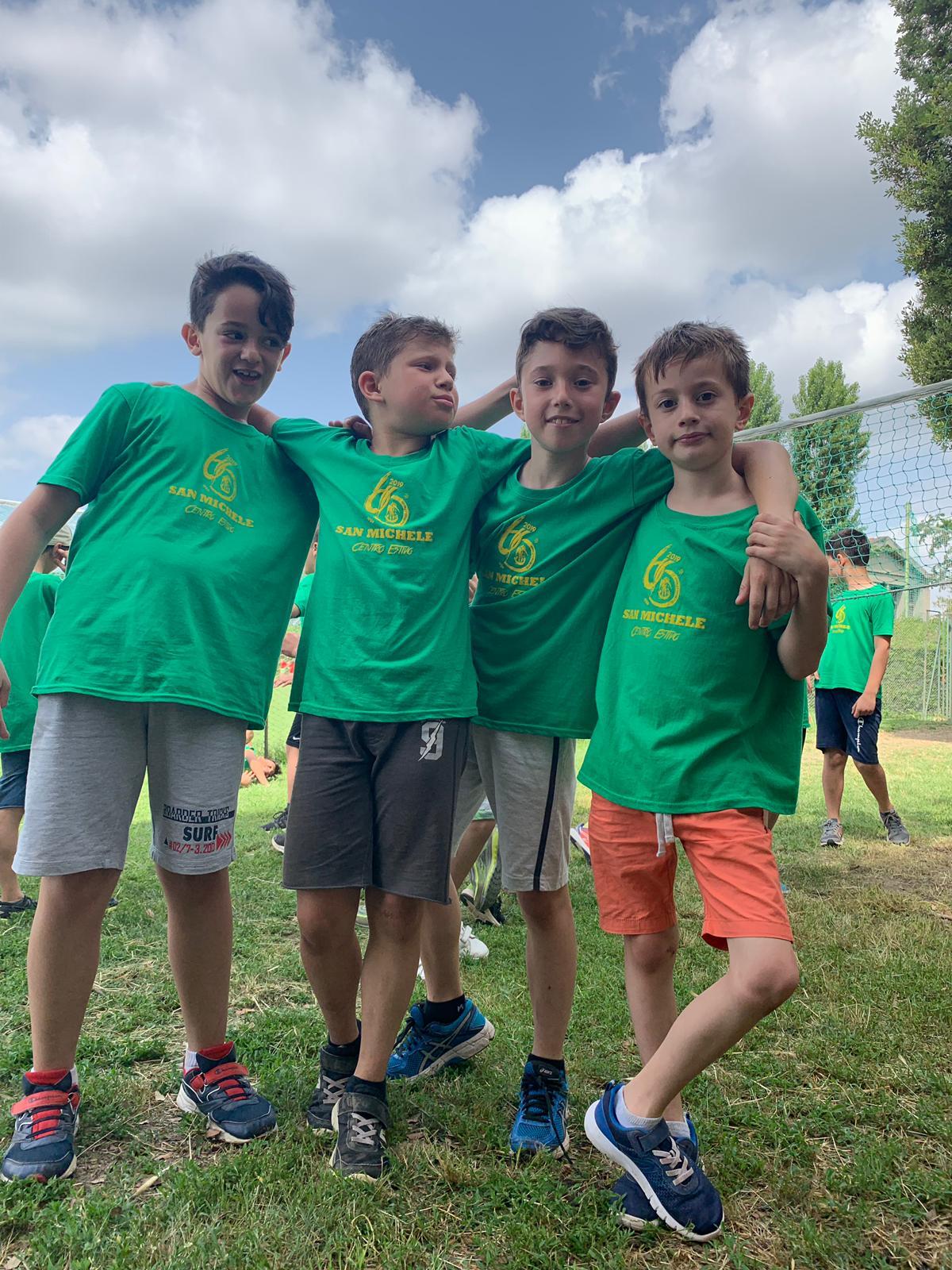 Prima settimana del Centro Estivo 2019 alla Comunità San Michele, ecco le foto!