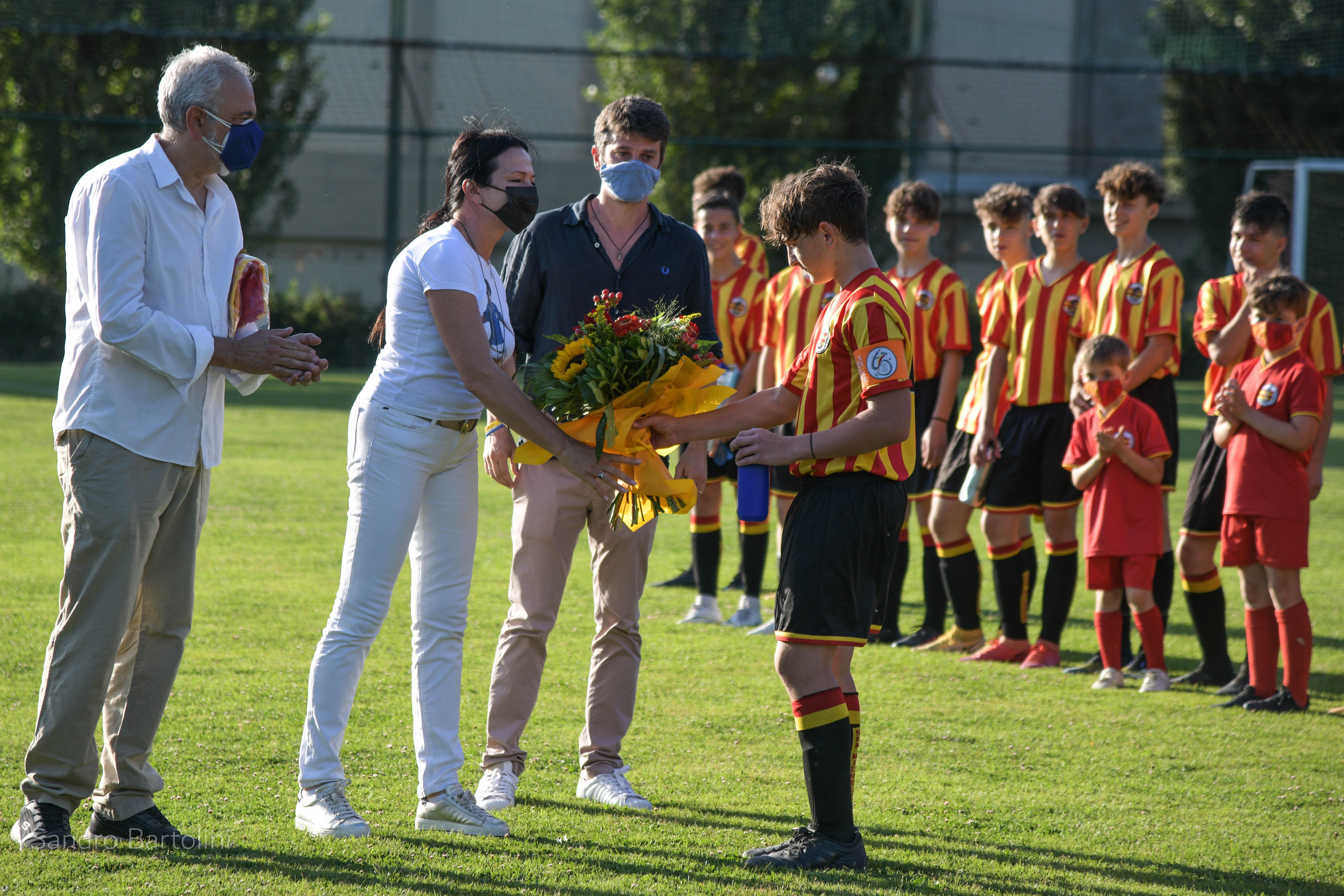 Una splendida serata per ricordare Paolo Rossi e inaugurare le Olimpiadi della Città Metropolitana